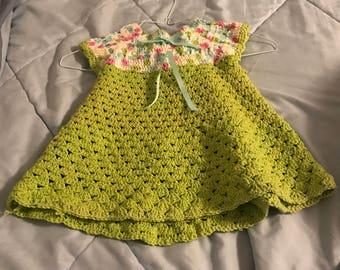 A Special Spring dress