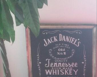 Table slate Jack Daniel's