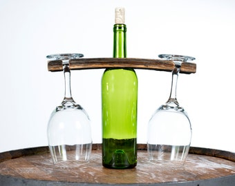 Stave Bottle Tower - Small