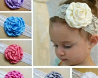 Grace and Lace headband