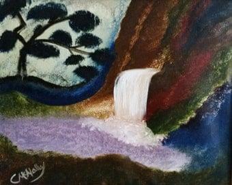 Oriental Falls