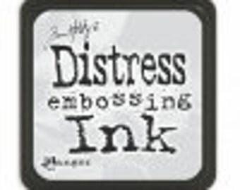 Mini Distress Embossing Ink