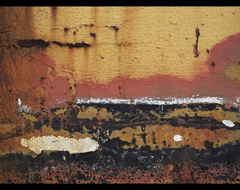 abstract photography, fine art photography, abstract art, rust, red, black, rustic, scales, urban art, fine art print, industrial art