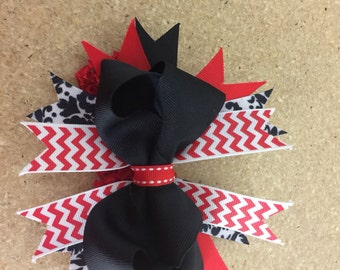 Stacked infant bow