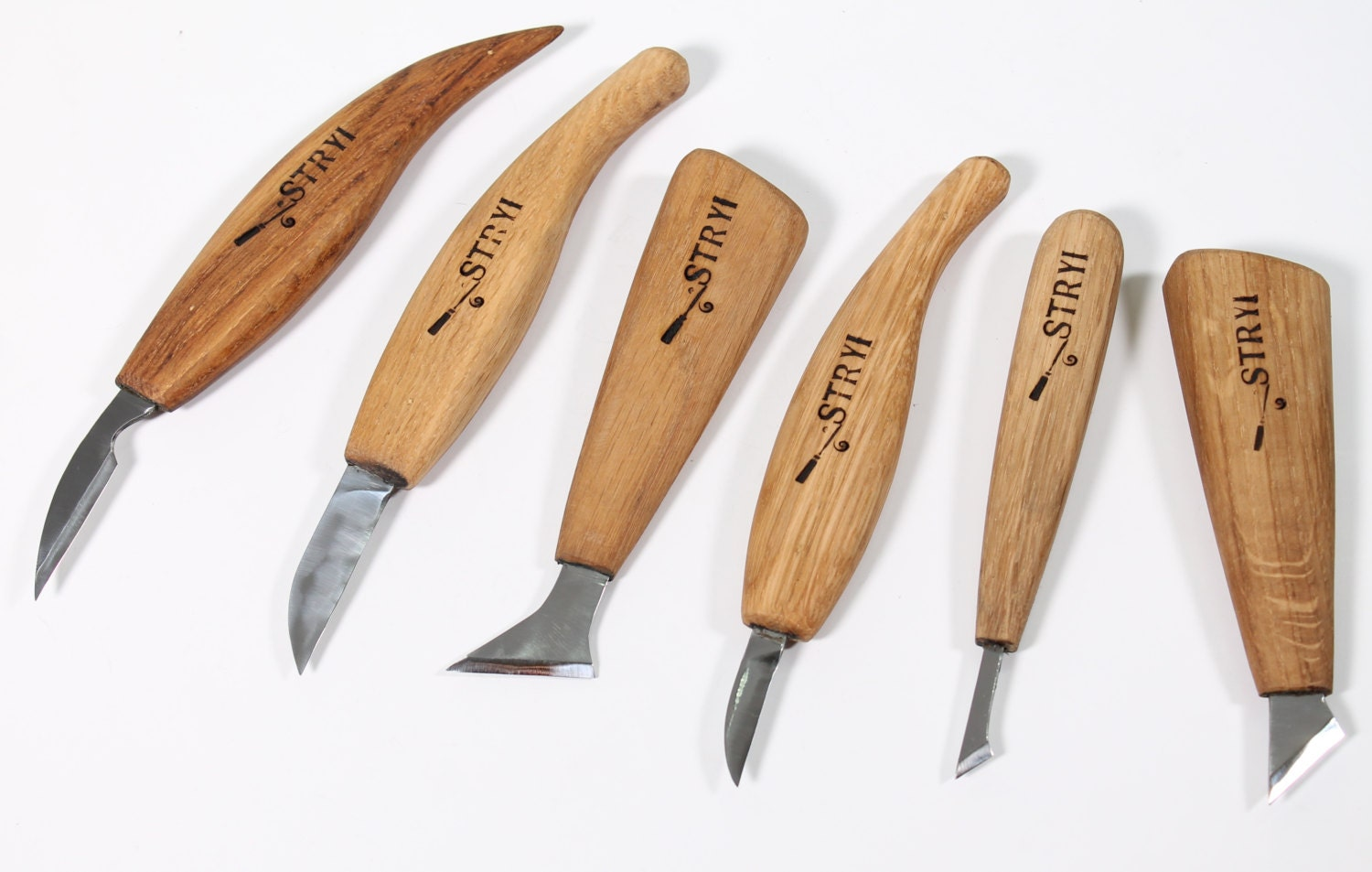 Set of woodcarving knives knife for wood carving