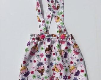 Girls purse, girls tote, girls handbag, toddlers purse, shower gift for girl