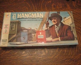 Hangman by Milton Bradley