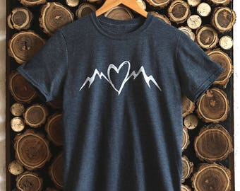 Heart in the Hills | Tee