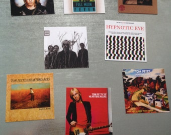 Tom Petty Classic album MAGNETS collectible music gift Heartbreakers americana classic rock vinyl