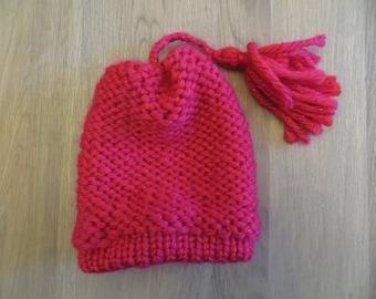 CAP for infant pink