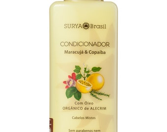 Conditioner Organic Passion fruit & Copaíba with Rosemary Organic Oil