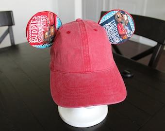 Mickey Ears Hat Cars Theme