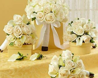 Complete Wedding Set