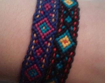 Handmade Friendship Bracelet #76539