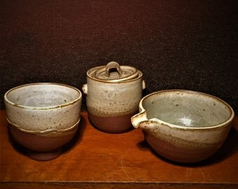 CHAWAN TEA Ceremony Set
