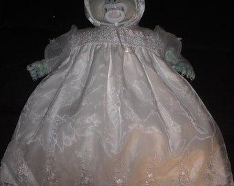 OOAK Living / Walking dead Zombie Baby Doll..