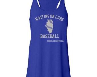 Waiting on Cubs Baseball