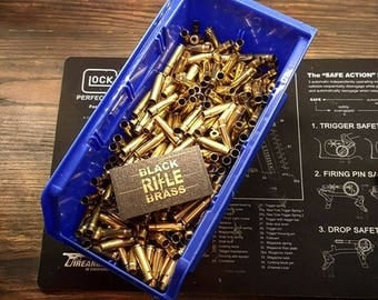 300 Blackout Brass Mix Head Stamp 250ct