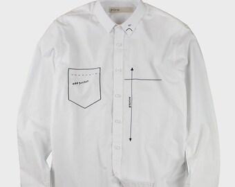 Drafting Shirt (White)