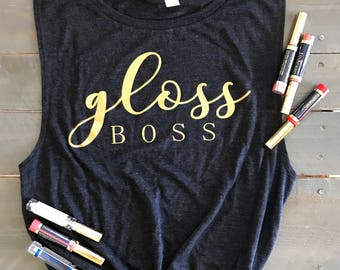 Gloss Boss, Lip Boss