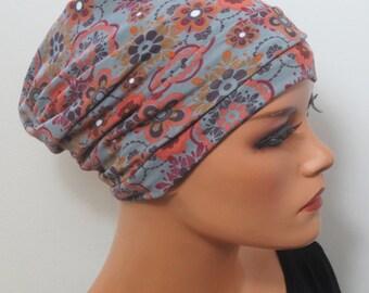 BEANIE/Hat colourful design trendy practically convenient