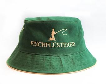 Fishing Hat Fischflüsterer® classic