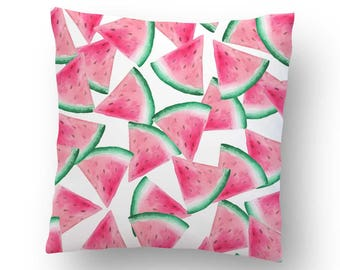 Watermelon Pillow Cover FREE SHIPPING