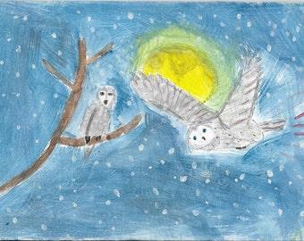 Owly Night