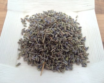 Organic Herb Tea: Lavender
