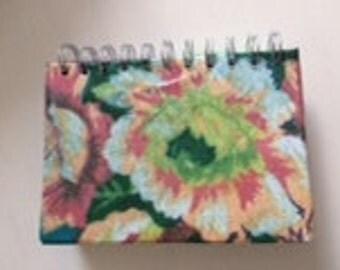 Hand-made ROSE diary