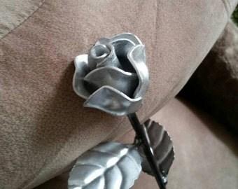 Steel eternal rose