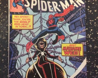 Amazing Spider-Man # 210 Comic by Marvel Comics