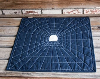 Light At the End of the Tunnel Modern Quilt