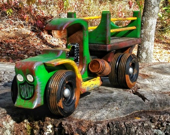 Old Time Farm Truck