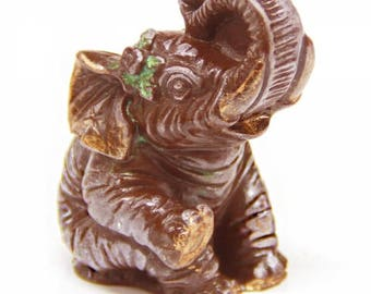 Chocolate Gift 'Elephant '/ Handmade Cift/ Ladies Gift/Mum/Nan/Sister/Animal/Birthday