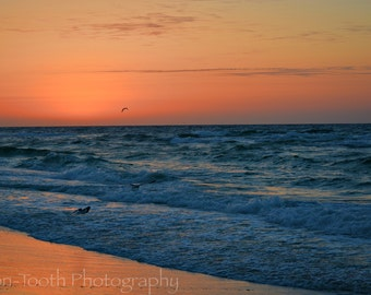 Sunrise on the Gulf of Mexico