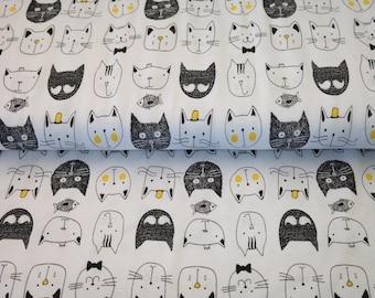Stenzo Fabric -euro knit - stenzo cat fabric -euro knit fabric -cat fabric -cat euro fabric -cat knit -oeko tex knit fabric, knit cat fabric
