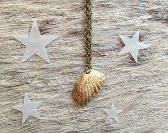Sea Shell Necklace Stocking Stuffer