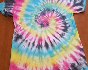 Tie Dye T Shirt Adult Male