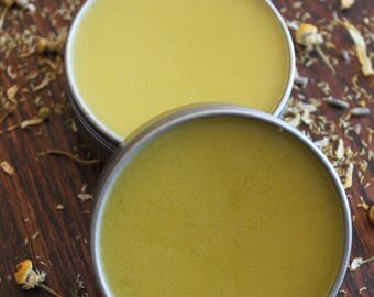 Green Tea Rosemary Salve
