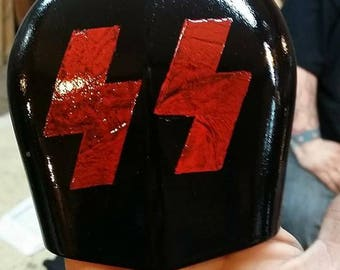 custom painted horn covers