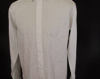 Shirt Nina RICCI white size 41 to-54%