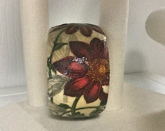 Decoupage Bangle