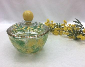 Mimosa wristlet