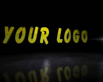 Rotation of the logo, Video Intro or Outro