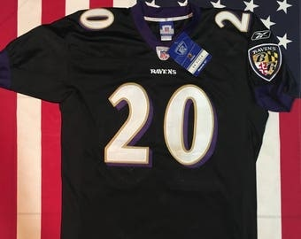 NFL Baltimore Ravens Ed Reed Football Jersey