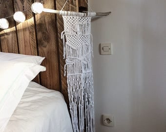 Decoration wall macrame