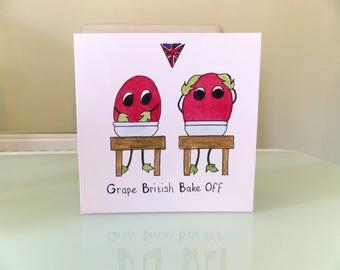 Humorous card.
