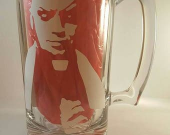 Father Evil Beer Stein