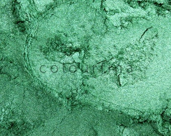 Jade Green Mica Powder
